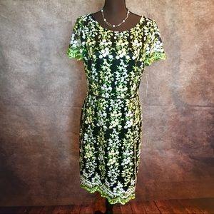 Tahari Arthur S. Levine Dress - Size 8